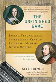 a philosophical essay on probabilities pierre simon marquis de  the unfinished game pascal fermat and the seventeenth century letter that made