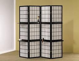 Folding Screen Amazoncom 4 Panel Shoji Folding Screen Room Dividers With