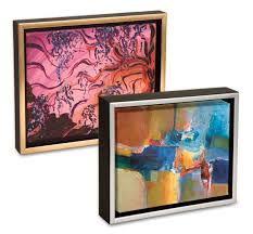 artist canvas frames for canvas art float your canvas art in a floater frame create the illusion of a floating canvas more canvas floater options than