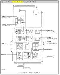 96 Toyota 4runner Wiring Diagram Front Bumper Parts