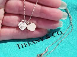 tiffany co sterling silver 925 rubedo