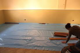 ... Vapor Barrier Basement Floor Laminate ... Design Ideas