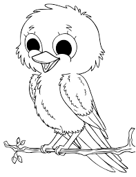Cute Animals Coloring Pages - Coloring Pages
