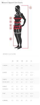 Specialized Clothing Size Chart Womens Sl Pro Bib Shorts