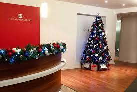 Christmas Tree Rental Hire Decoration Service Inleaf