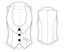 Mens Vest Pattern Free Interesting Inspiration Ideas