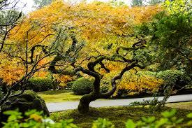 famous japanese garden in oregon