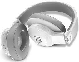 jbl headphones wireless. jbl jble55btwht wireless over ear headphones jbl