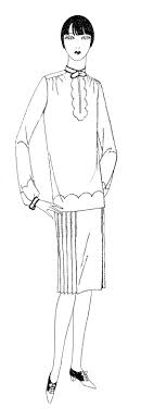 63 Best Coloriage Couture Images On Pinterest Coloring Pages Coloriage Mannequin CoutureL