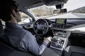 timeline the future of driverless cars from audi to volvo technology carrier drives autonomously on german autobahn a9