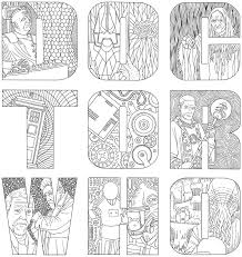 Small Picture Doctor Who Coloring Book Coloring books Tardis and Torchwood