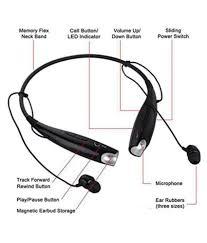 Motorola A630 Bluetooth Headset ...