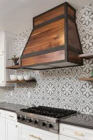 Decorative Cement Tiles I love this kitchen but especially the cement tile backsplash 94