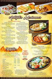 mexican food appetizers menu. Brilliant Appetizers MENU U2013 Appetizers And Salads For Mexican Food Menu C