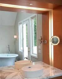vanity strip lighting. Bathroom Led Strip Lights With Freestanding Tub And Vessel Sink In . Vanity Lighting H