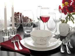 glasses table setting. Setting The Table \u2013 Place Etiquette Explained Glasses N