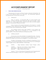 7 Accomplishments Sample Students Resume