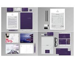 5 best images of graphic design invoice template graphic design graphic design stationery set