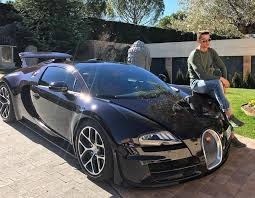 Cr7 shows off £1.7m bugatti veyron 18 august 2016 when you're jumping back on the bus home from work tonight, spare a thought for cristiano ronaldo filling up his new £1.7m bugatti veyron at a madrid petrol station. Cristiano Ronaldo Buys 8 5m Limited Edition Bugatti Centodieci One Of Just Ten That Exist In The World