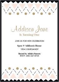 Basic Invitation Template Birthday Invitation Customize 2040 Birthday Invitation Templates