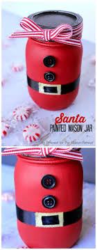 Decorated Jam Jars For Christmas 100 Captivating DIY Christmas Mason Jars Homesthetics Inspiring 29