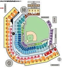 Nationals Park Concert Seating Chart Pnc Park Virtual Seating Miller Park Seating Diagram
