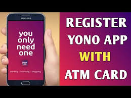 yono sbi app with atm card