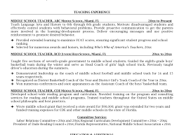 Teaching Resumes. 5 elementary teaching resume examples. example ...