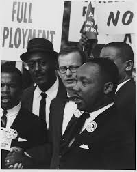 file civil rights on washington d c dr martin luther  file civil rights on washington d c dr martin luther king jr president of the southern christian leadership nara 542014 jpg