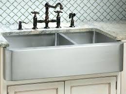 inch farmhouse sink large size of stainless steel a front 27 fireclay lar