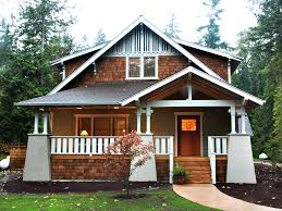 Small Traditional Bungalow House Plans  Home Design PI10968 Bungalow House Plans