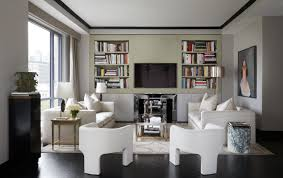 Ryan Korban Design Ryan Korban Infuses A Classic Manhattan Apartment With Warm