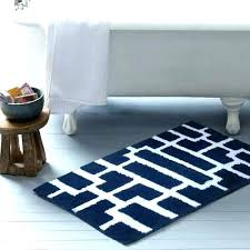 dark blue bath mat striped bath rugs navy blue bath rugs lovely navy bath rug blue