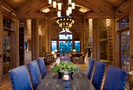 Log Home Interiors - Log home pictures interior