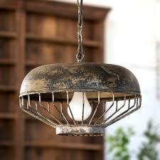 pendant lighting rustic. Rustic Chicken Feeder Pendant Light Lighting 4
