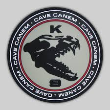 New! K9 velcro patch at www.patchlex.com. | K9 | Pinterest ...