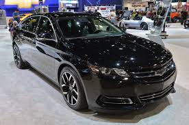 2015 Chevrolet Impala Blackout Concept: SEMA 2014 Photo Gallery ...