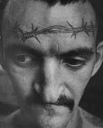 Tetování Ostnatý Drát