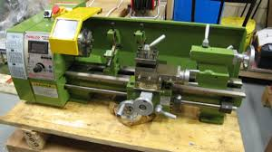 metal lathe for sale. 1014vb variable speed bench lathe metal for sale