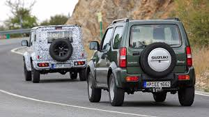 2018 suzuki truck. wonderful truck 2018 suzuki jimny spy photos with suzuki truck
