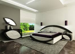 Bedroom: Adorable Contemporary Grey Area Rugs On Wooden Flooring Ideas  Modern Bedroom Furniture With White
