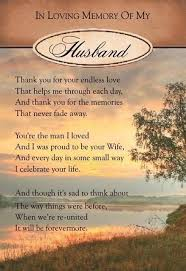In Loving Memory Of My Husband Memory Loss Pinterest Quotes Simple Remembrance Love Image Quotation