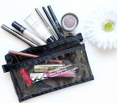 sephora makeup bag the vacationer. how to pack your travel makeup bag (best tips + hacks!) sephora the vacationer