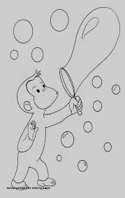 Curious George Coloring Page 28 Curious George Free Coloring Pages