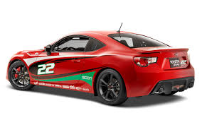 Toyota Pro/Celebrity Race to Use Scion FR-S Coupes for 2013