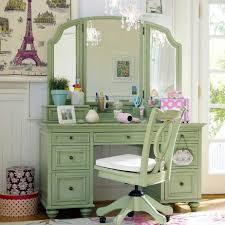 Vanity Table And Chair Set Refinished Vanity Table And Chair Set Bedroom Pinterest