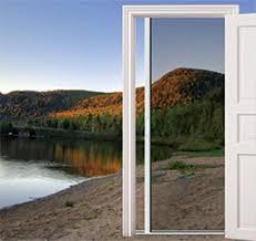 front storm doorsLarson Storm Doors  Retractable Screen Doors