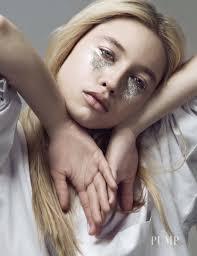 wild winds model elena maria popescu photographer laura caraculacu makeup artist monica panaiat see the issue here