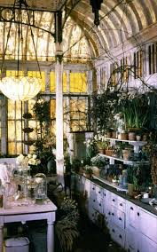 ... we've always had a thing for the house in the 1998 movie Practical  Magic. One of our favorite parts of the house? The Kitchen Green House!