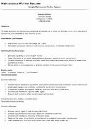 maintenance worker resume grounds maintenance worker resume sample ipasphoto